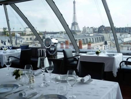 Peninsula Paris - L'Oiseau Blanc restaurant