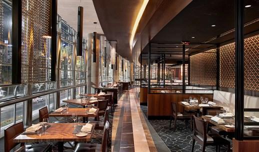 The Darling Sydney - Black Restaurant