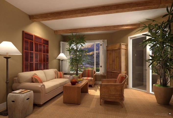 Arizona Grand Resort and Spa - Suite livingroom