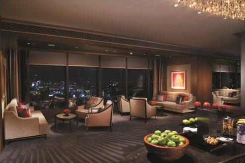 Jing An Shangri-La - Horizon Club Lounge