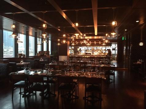 Jing An Shangri-La - 1515 West, Chophouse and bar