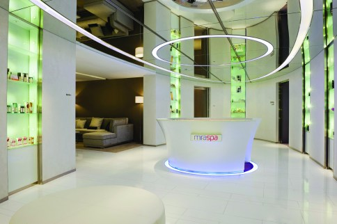 The Mira Hong Kong - MiraSpa Reception