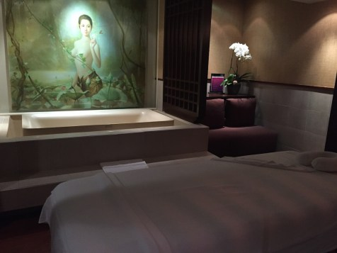 Royal Orchid Spa - Treatment room