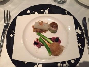 The Mira Hong Kong - Cuisine Cuisine signature dish