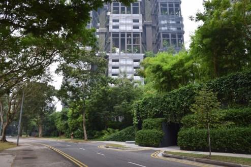 Shangri-La Singapore - Surroundings
