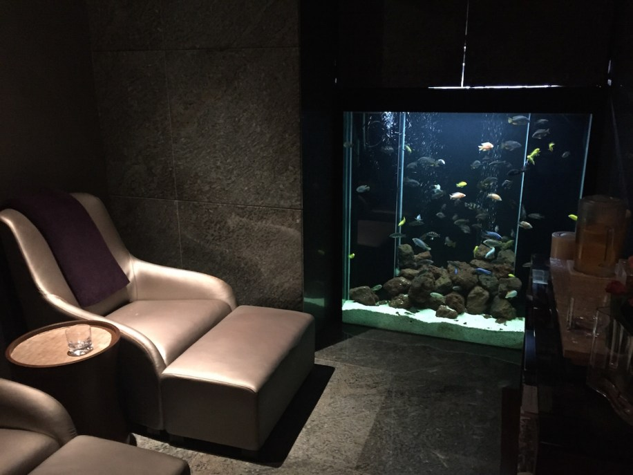 St Regis Singapore - Remède Spa Relaxation Room