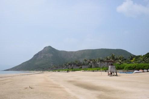 Six Senses Con Dao - Resort's private beach
