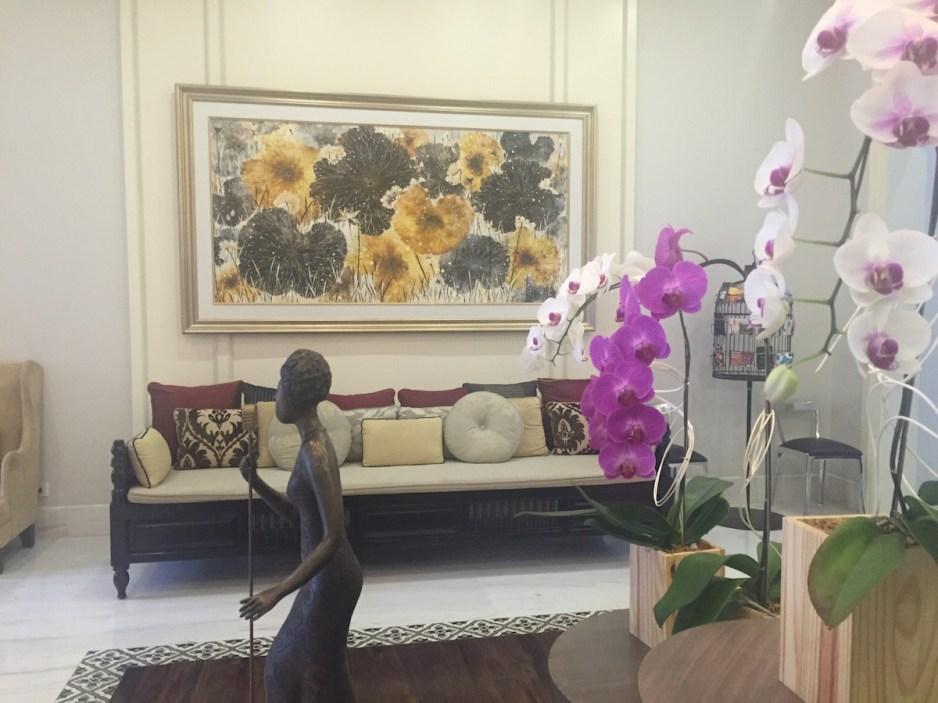 Villa Song Saigon - Lobby