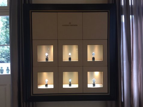 Vacheron Constantin Mansion Shanghai - Vintage pieces