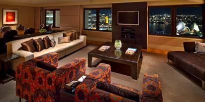 Australia Suite - Living room