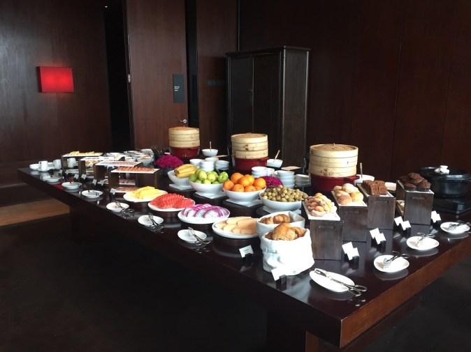 The Puli - Buffet breakfast