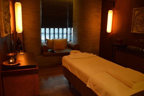 Anantara Spa Shanghai - Treatment suite