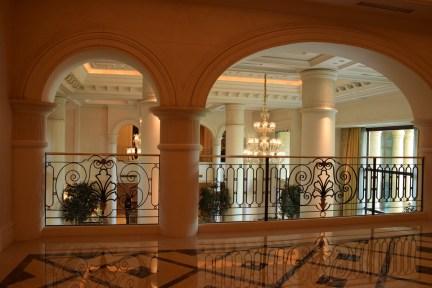 First floor coursive