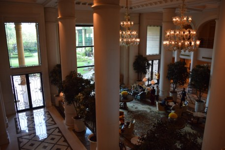 Leela Palace New Delhi - Lobby