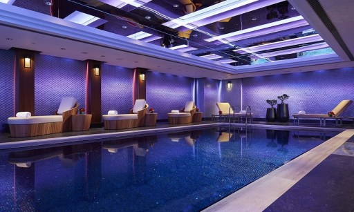 Mandarin Oriental Hong Kong Spa - Pool