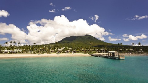 Four Seasons Resort Nevis Estates - Pinney's beach