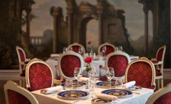 Palazzo Versace Dubai - Vanitas Restaurant