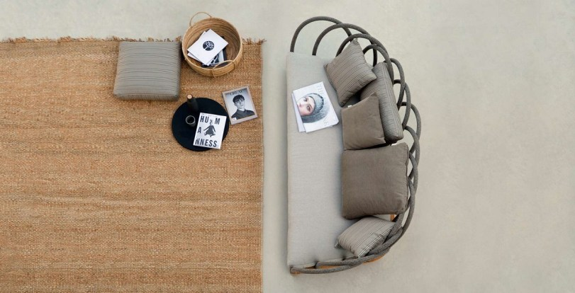 Some luxury outdoor furnitures ideas by Unopiu