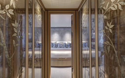 Master bedroom - @feadship picture