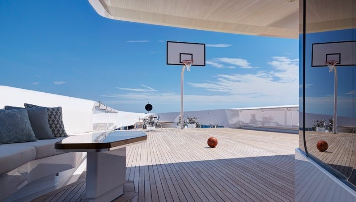 Basketball - @feadship picture