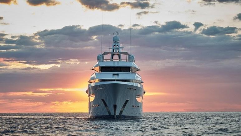 Joy yacht - @feadship picture