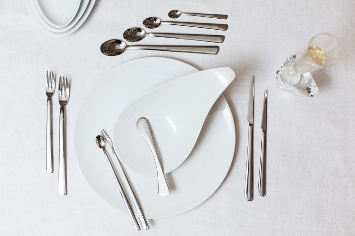 MoonLashes cutlery - Stainless steel set