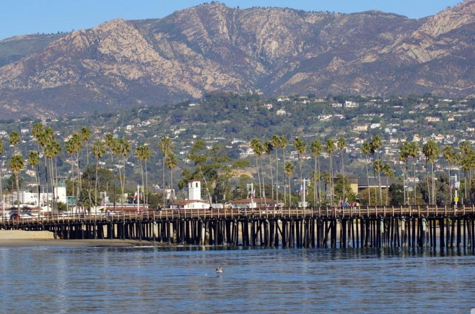 Santa Barbara - Picture by Allie Caulfield