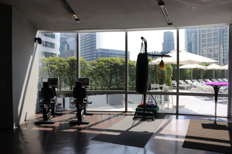 W Bangkok - Fitness center