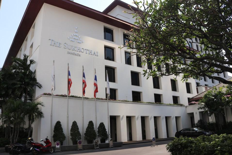 The Sukhothai - Main building