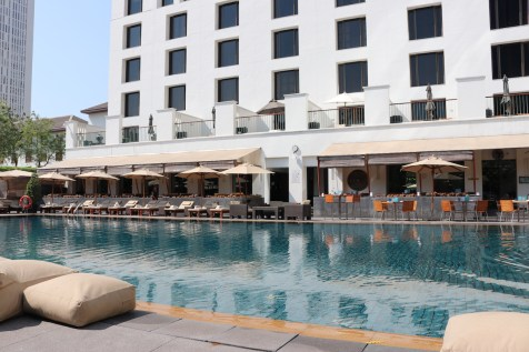 The Sukhothai - Swimming pool