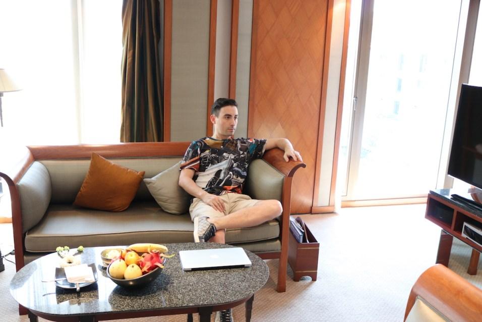 The Sukhothai - Executive Suite
