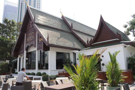 Thai restaurant on West side