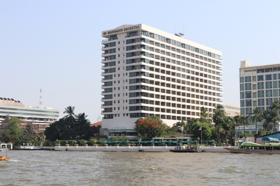 Mandarin Oriental Bangkok East side