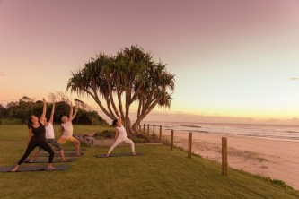 Yoga at Elements of Byron