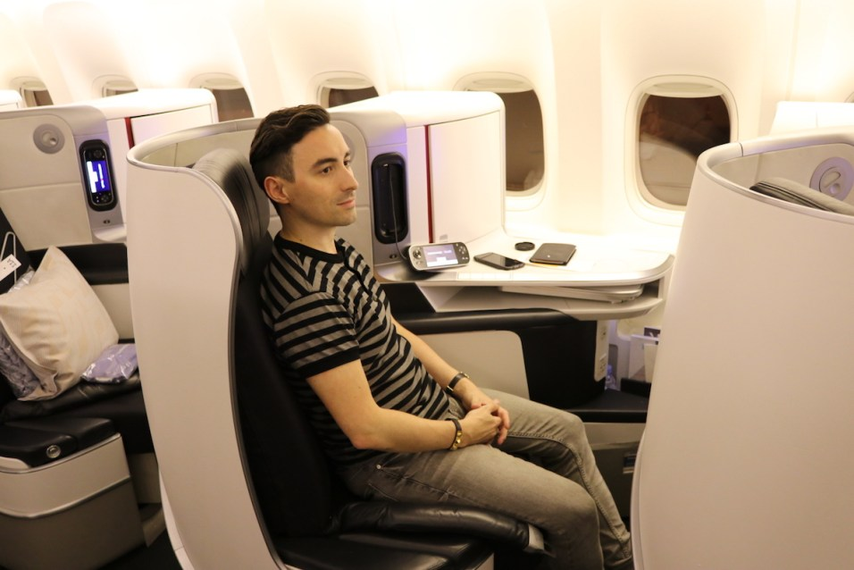 Air France new Business Class - The Luxe Insider