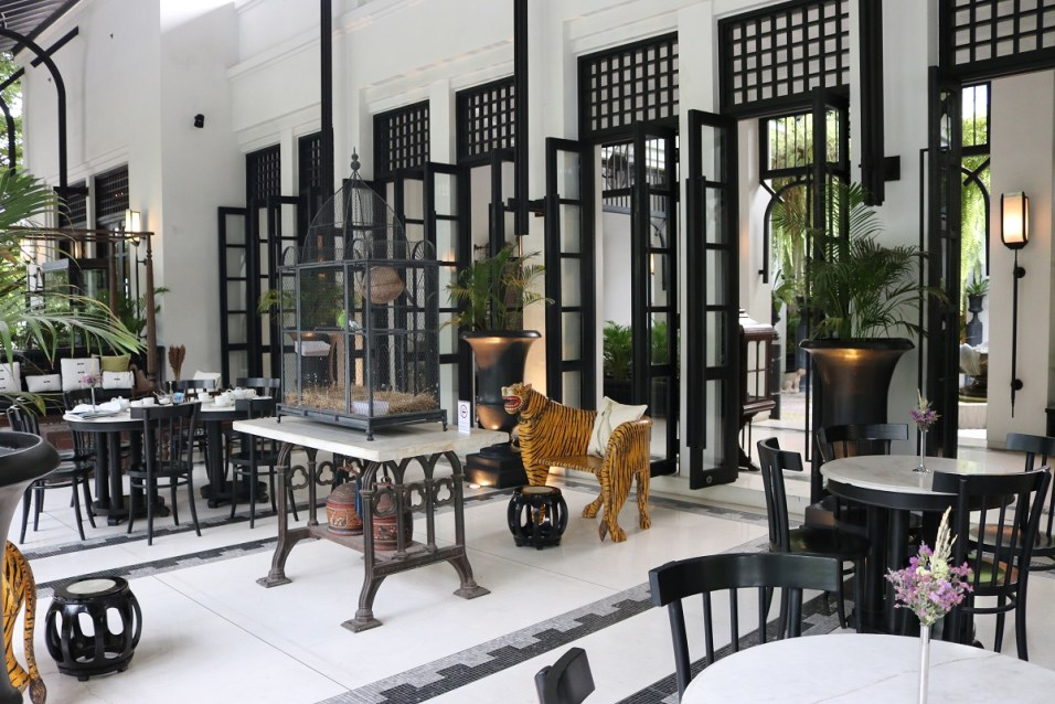 Interior design - The Siam Hotel