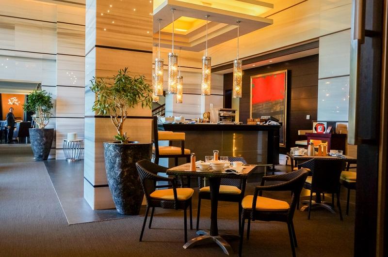St Regis Saadiyat dining - Picture from Stanislav71/Shutterstock.com