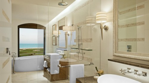 St Regis Saadiyat - Superior room bathroom