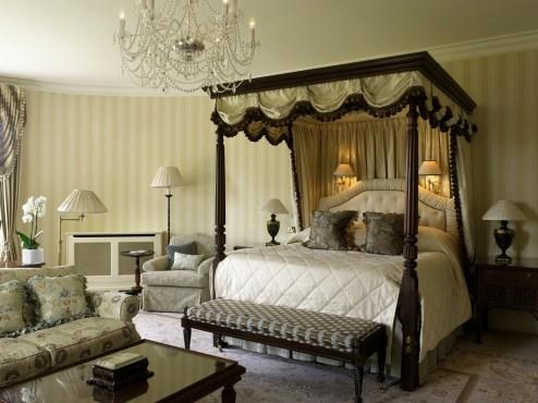 Lucknam Park Hotel room