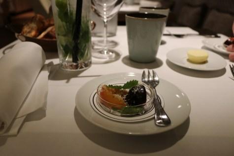 Cléo restaurant - Appetizer