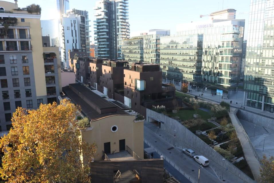 Junior Suite #624 view