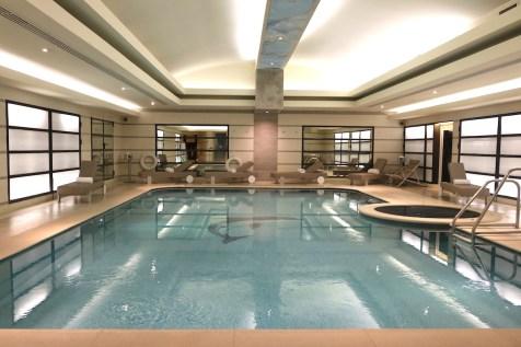 Pool at Spa Club 10