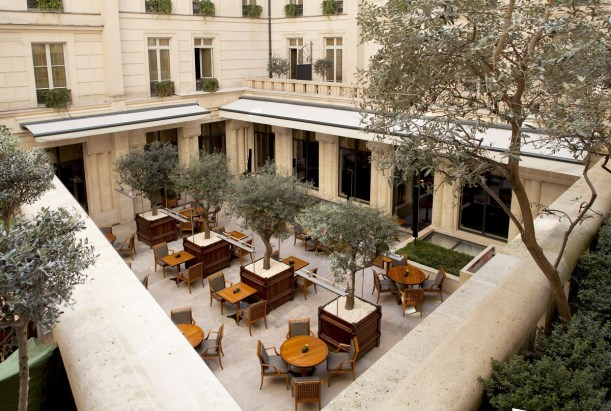 Interior Courtyard - Picture by Hyatt