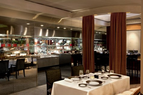 Pur' restaurant - Picture by Hyatt