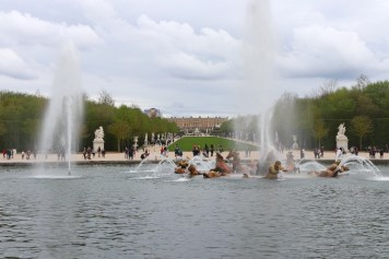 Palace of Versailles Apollo fountain