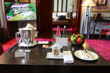 Lake Suite #112 - Welcome amenities