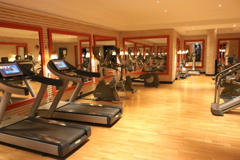 Spa - Fitness center