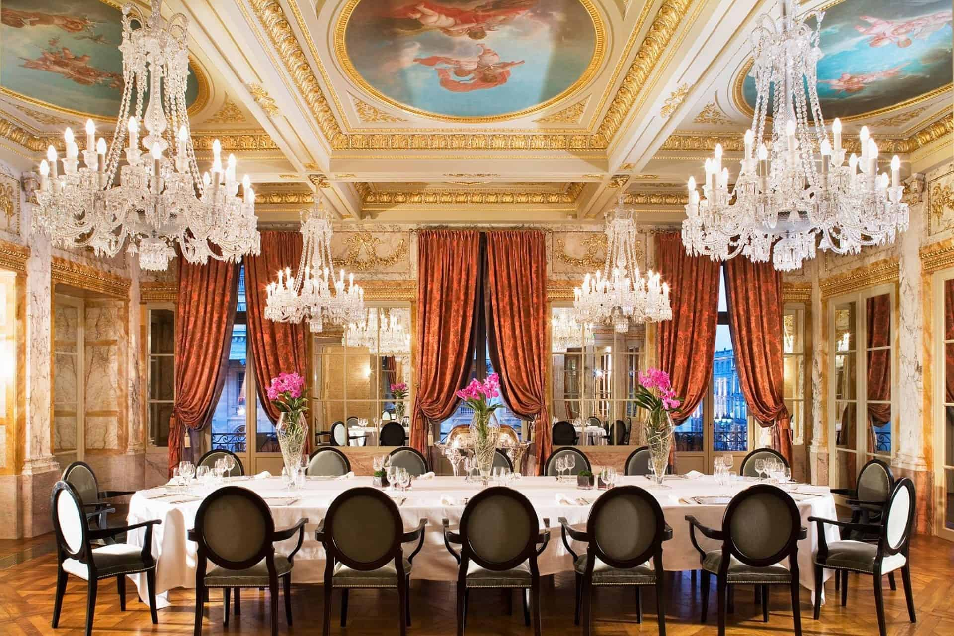 Salon Sauternes  The Luxe Voyager Luxury Travel  Luxury Vacations  Holidays