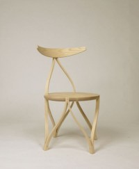 Artistic Tension Bentwood Chair Design by Dohoon - Home ...