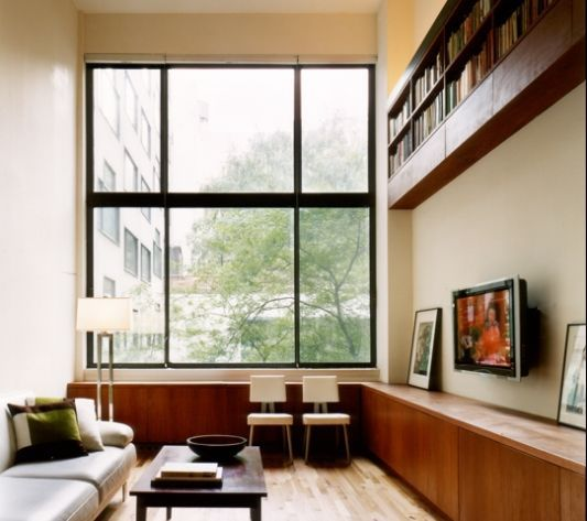 High Quality Eiche Residence Built In Storage Throughout Interior By Specht. Study Room  Furniture Living ... Part 25